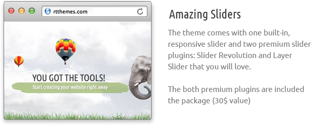RT-Theme 18 Responsive Wordpress Theme